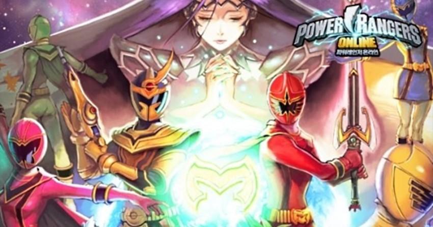 Power Rangers Online Se Prepara Para Closed Beta Noticias Techtudo