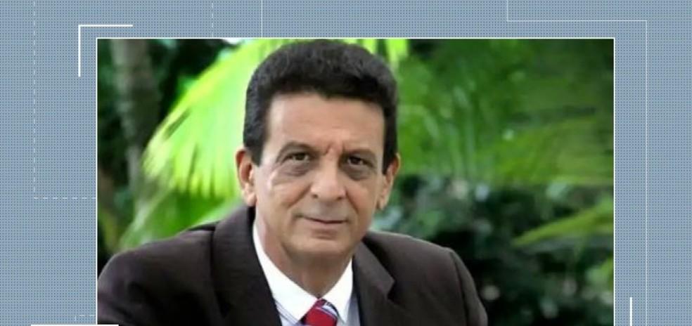 Prefeito de Açailândia, Juscelino Oliveira (PCdoB), renunciou ao cargo e alega problemas de saúde — Foto: Reprodução/TV Mirante