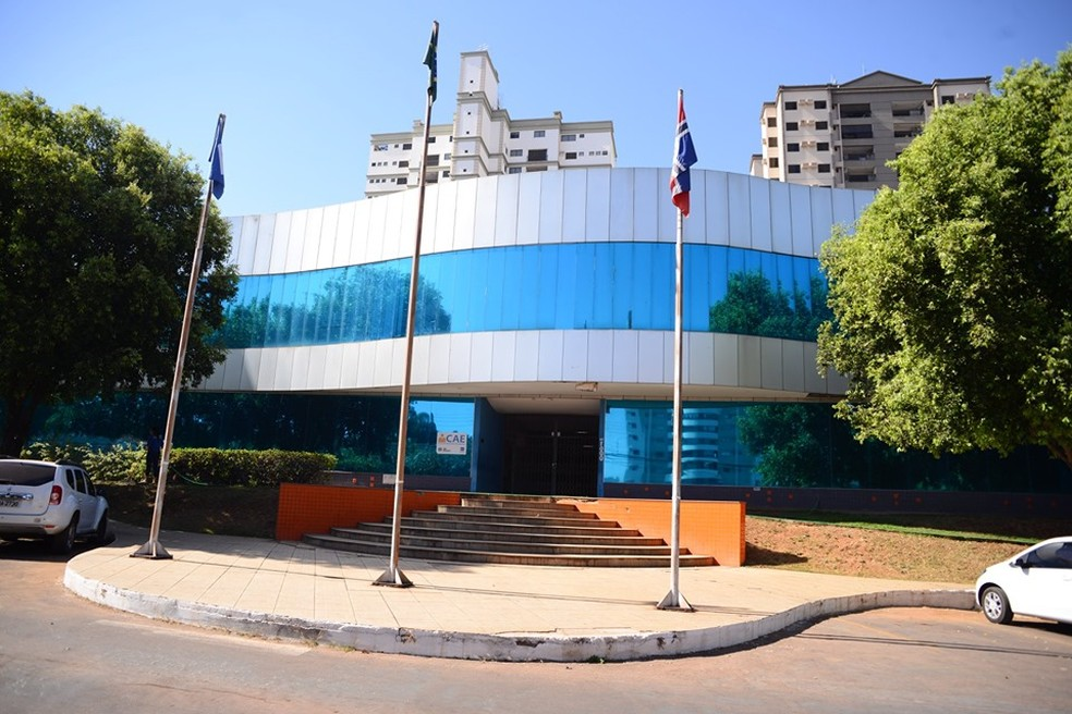 Prefeitura de Rondonópolis — Foto: Wheverton Barros/Prefeitura de Rondonópolis