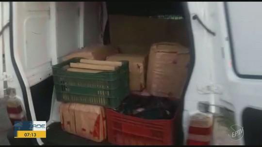 Guarda de Limeira apreende carga de maconha e prende dois em Americana
