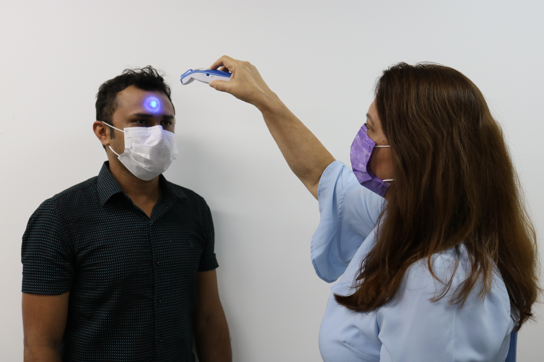 Hemoam reforça segurança para evitar contaminação de pacientes pelo novo coronavírus