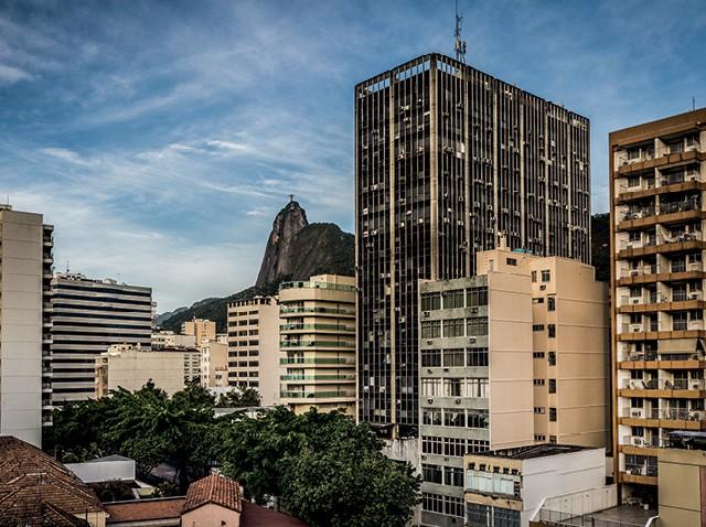 Mapas de calor indicam a intensidade da atividade tecnológica no Rio de Janeiro (foto) e em Belo Horizonte (Foto: GettyImages)