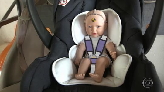 Cadeirinhas têm solução para bebês prematuros