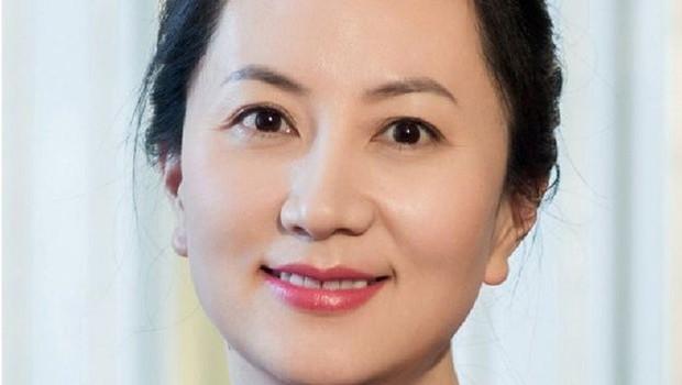 Meng Wanzhou foi presa em Vancouver, no Canadá, em dezembro (Foto: Reuters via BBC)