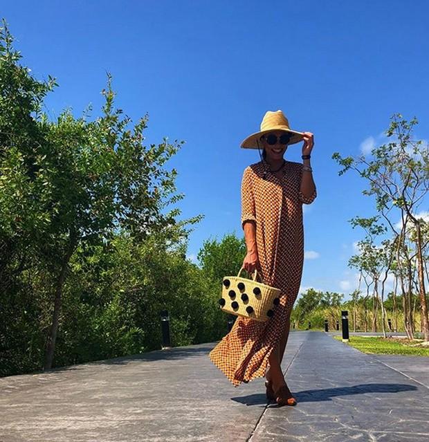 Juliana Paes em Cancún (Foto: Reprodução/Instagram)