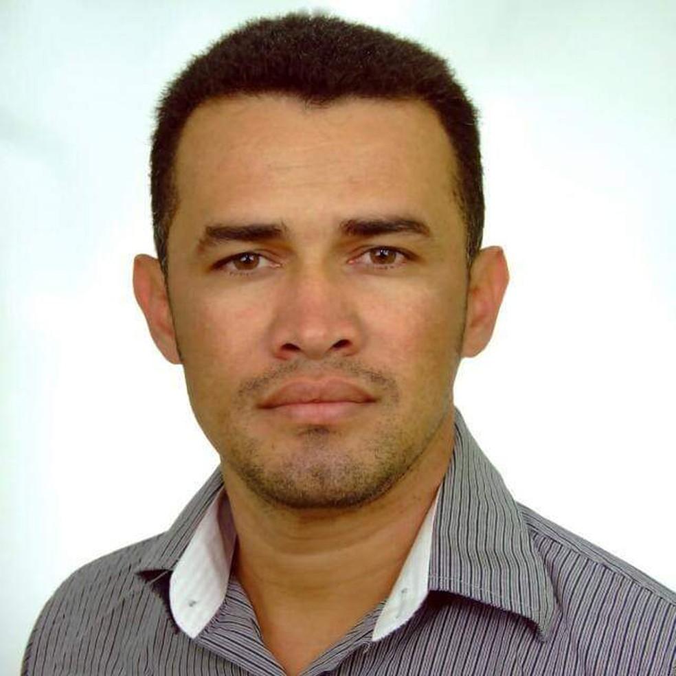 Dilson Santana assumiu Prefeitura — Foto: Arquivo Pessoal