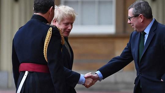 Foto: (Victoria Jones / AFP)