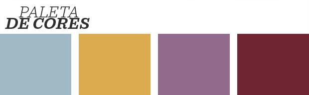Décor do dia: sala de estar com toques de cor (Foto: Reprodução)