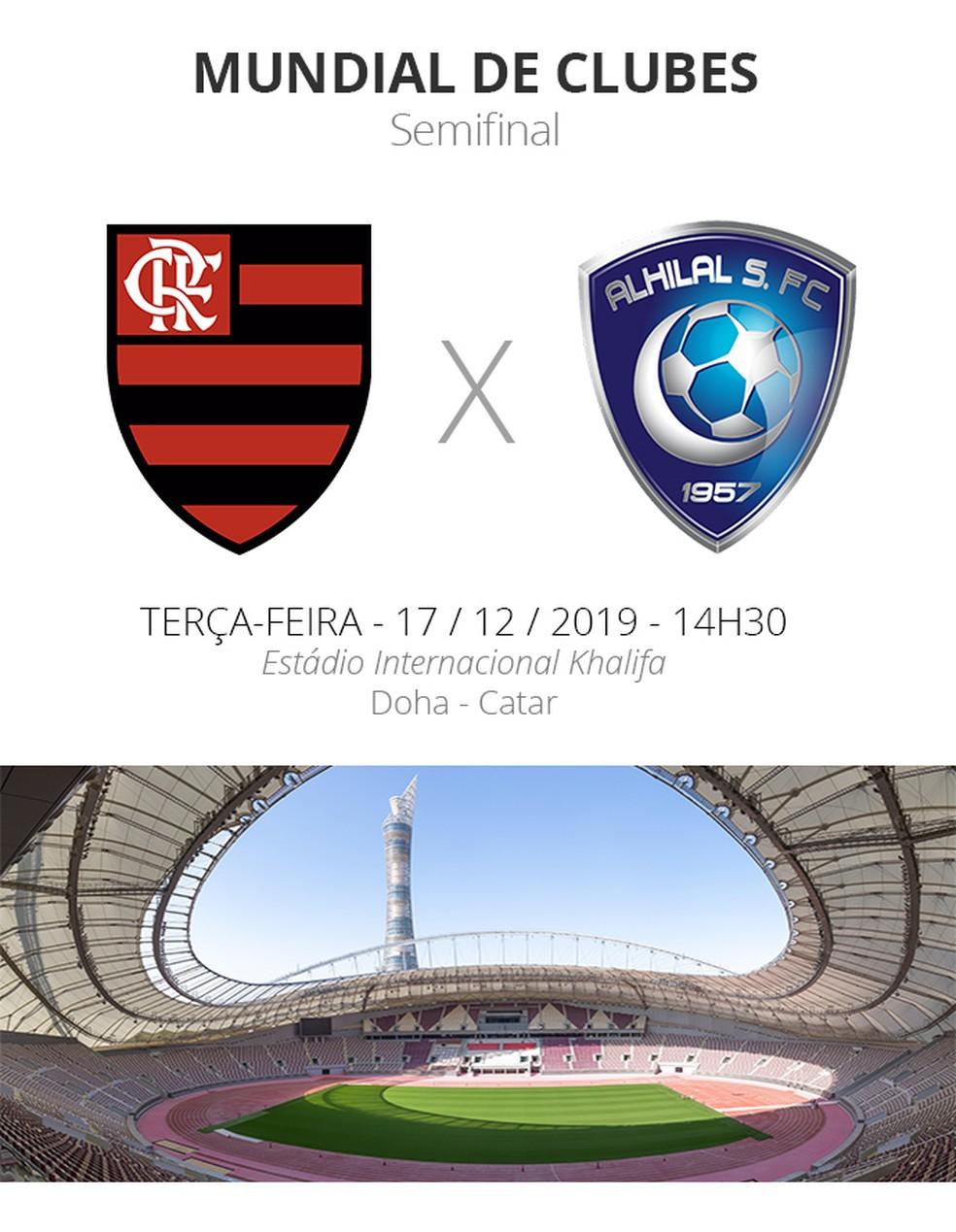 Flamengo X Al Hilal Veja Onde Assistir Escalações