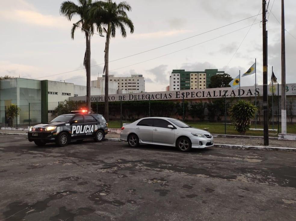 O MPCE delagrou operações contra duas organizações criminosas que atuavam em Fortaleza — Foto: Reprodução/MPCE