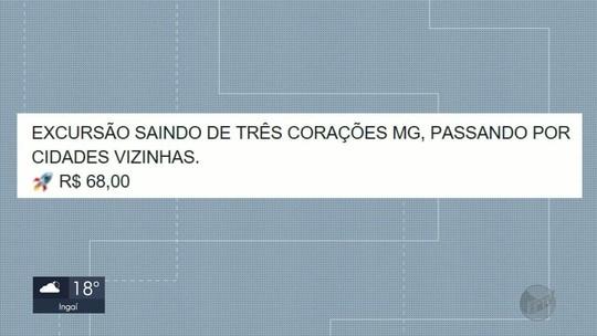 VÍDEOS: EPTV 2 Sul de Minas de segunda-feira, 20 de maio