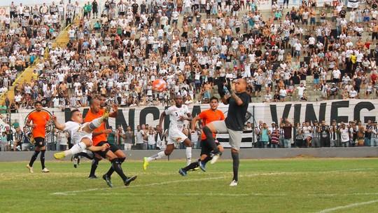 Foto: (Rafael Alves/Comercial FC)