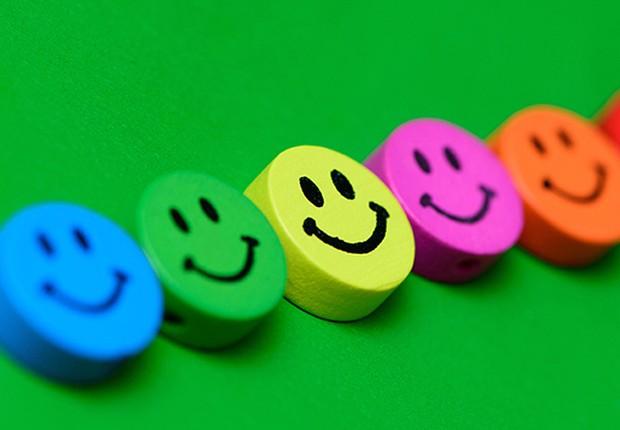 Felicidade ; ser feliz na vida e no trabalho ; aprender a ser feliz ; satisfação ; gratidão ;  (Foto: Thinkstock)