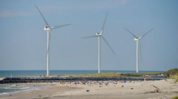 A Blue Energy trabalha com energia eólica na Dinamarca (Foto: Divulgação)