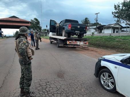 No AC, polícias fazem operação que deve durar 10 dias na região da Tucandeira para coibir crimes e prender criminosos