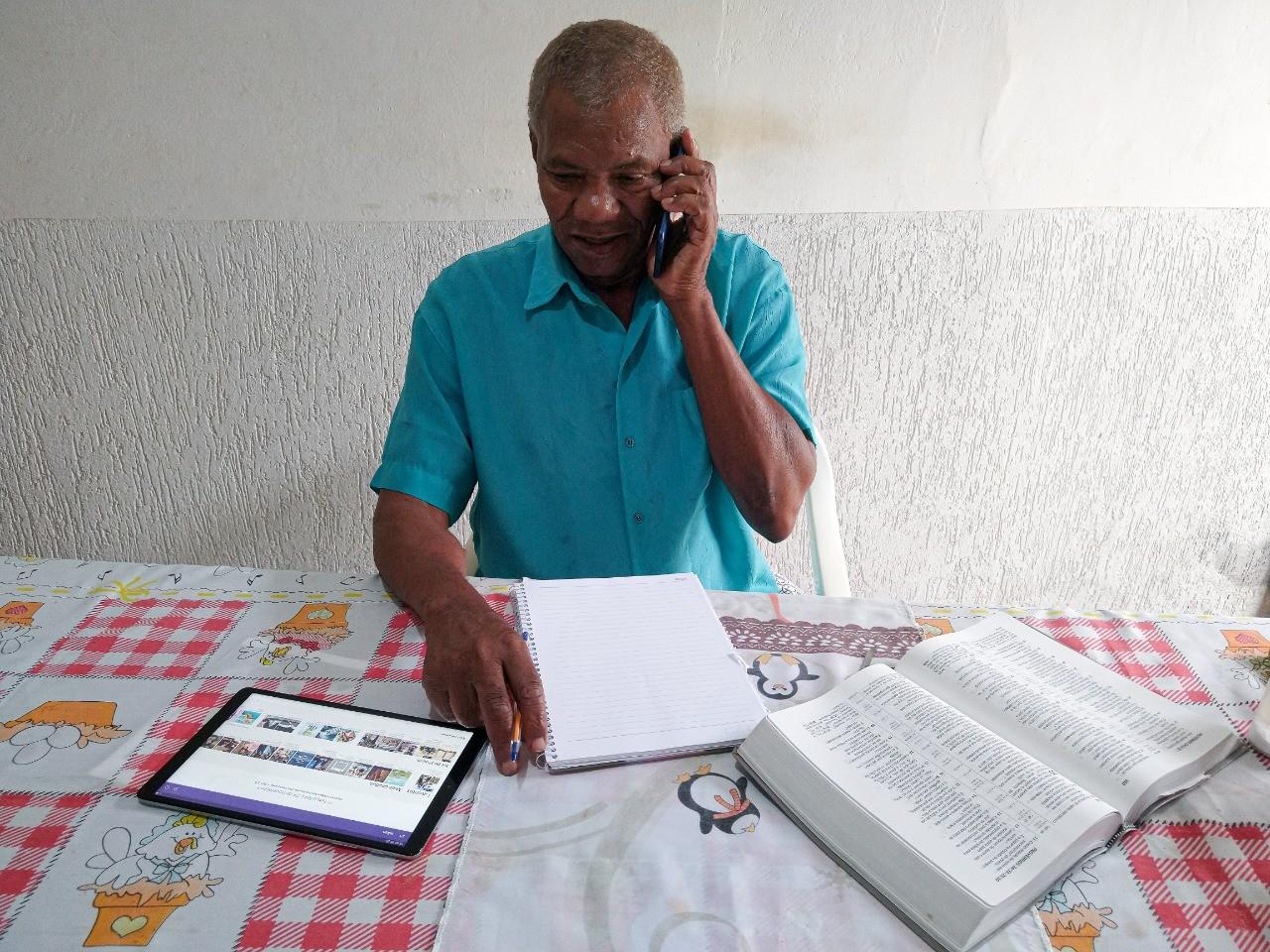 Mais de 12 mil testemunhas de Jeová do Norte de Minas participam de campanha mundial