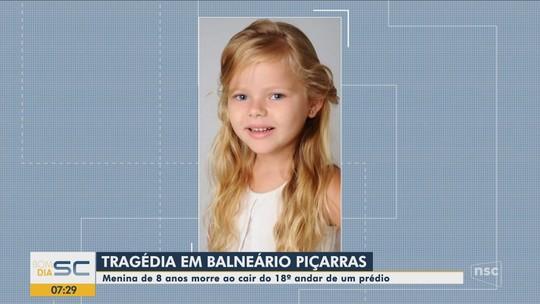Menina de 8 anos morre em SC ao cair do 18° andar de prédio em construção