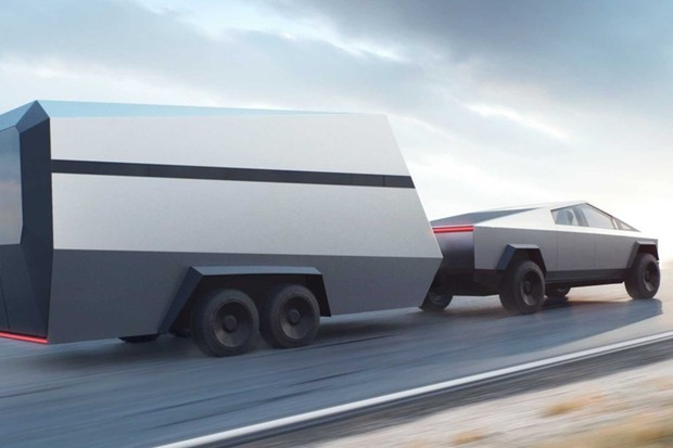 Tesla Cybertruck (Foto:  Divulgação)