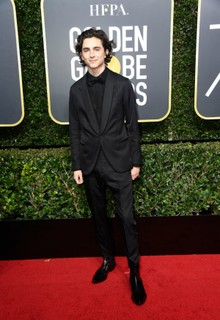Timothée Chalamet (Foto: Getty Images)