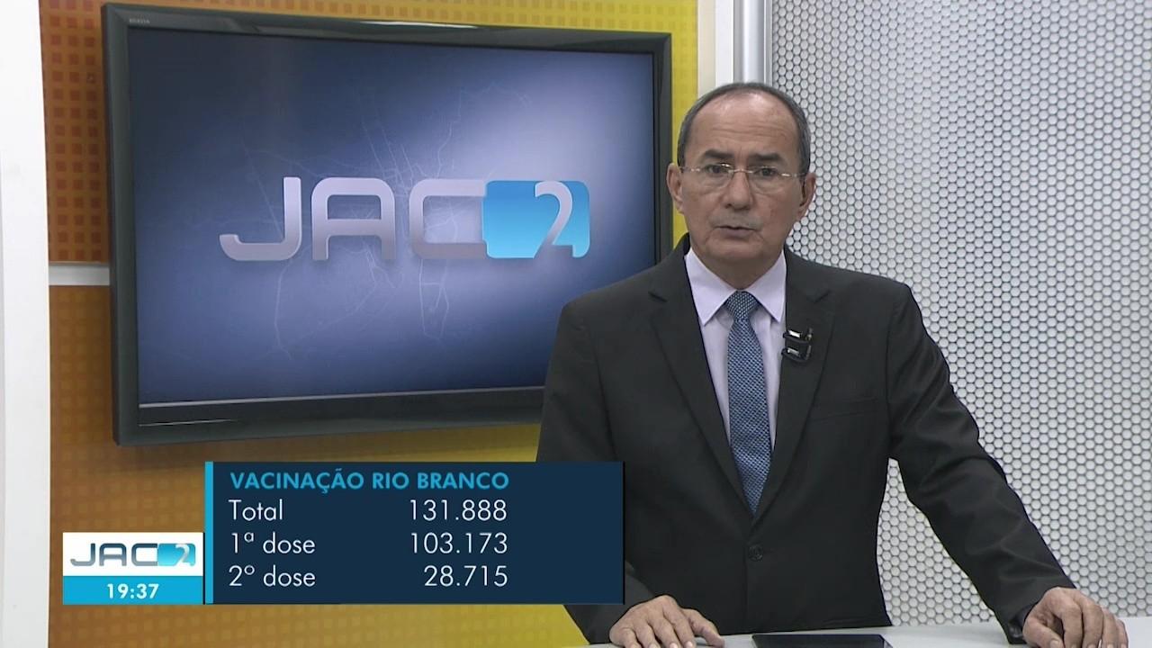 VÍDEOS: Jornal do Acre 2ª edição - AC de segunda-feira, 21 de junho