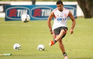 André Santos já fala de Eduardo da Silva como reforço do Flamengo