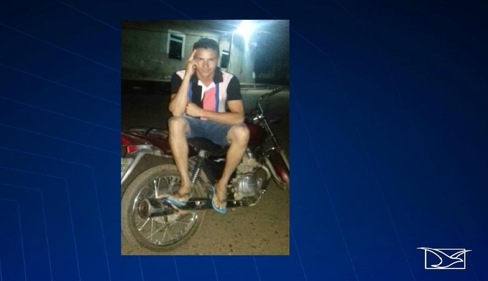 Willdavis da Silva Maciel, de 38 anos, que foi visto pela última vez na última sexta-feira (15) em Santa Inês. — Foto: Reprodução/ TV Mirante