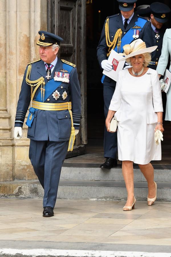 Príncipe Charles e Camila  (Foto: Getty Images)