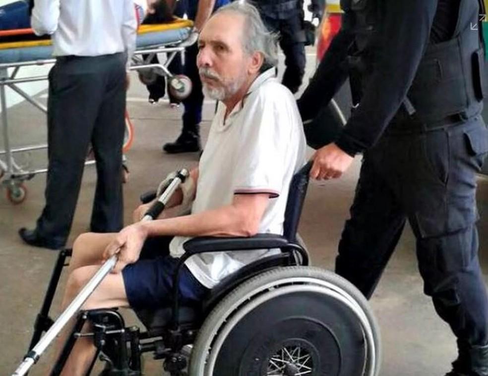Hildebrando Pascoal será julgado pelo primeiro Tribunal do Júri por videoconferência do Piauí — Foto: Gleyciano Rodrigues/ Arquivo pessoal