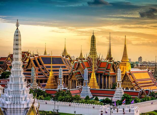 Bangkok - Tailândia (Foto: Reprodução/ Lonely Planet)
