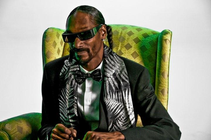 Snoop Dogg é defensor do uso recreativo da erva e possui até um fundo de investimentos voltado ao mercado da cannabis (Foto: Wikimedia Commons/Bob Bekian)