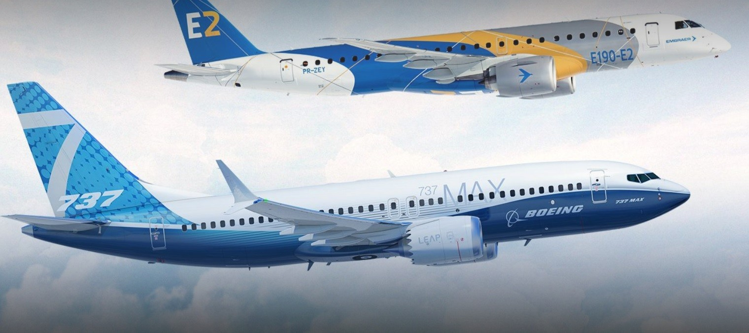 Recurso tenta reverter decisão do TST em negócio entre Embraer e Boeing - Noticias