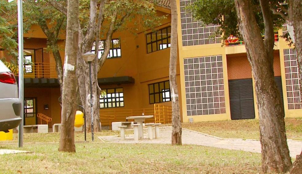 Alojamento da USP de São Carlos (SP) — Foto: Oscar Herculano Jr/ EPTV