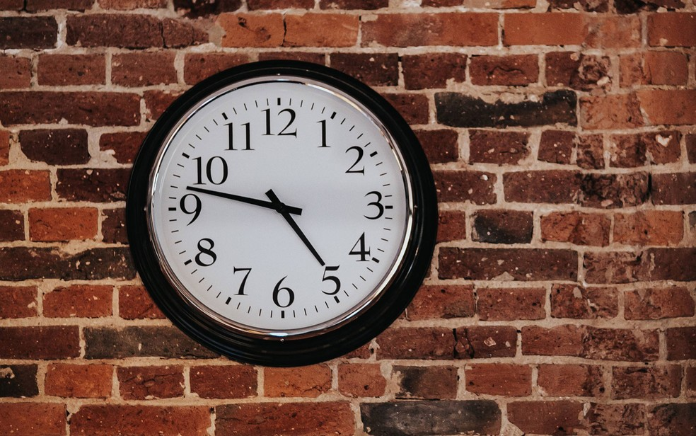 Na nossa mente, o tempo não é como um rio que corre apenas em uma direção — Foto: Karolina Grabowska/Creative Commons