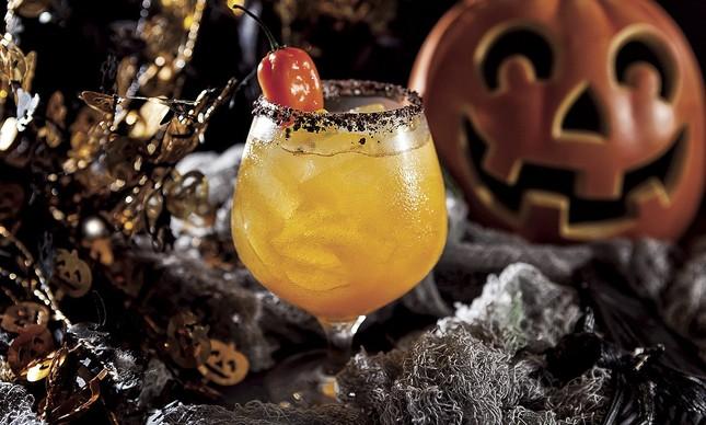 Mango Chilly Margarita