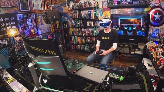 Confira o gameplay estendido de Star Trek Bridge Crew VR