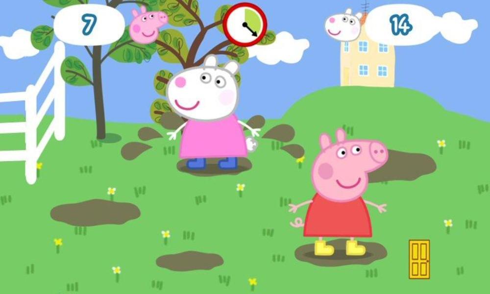 Peppa Pig Jogo