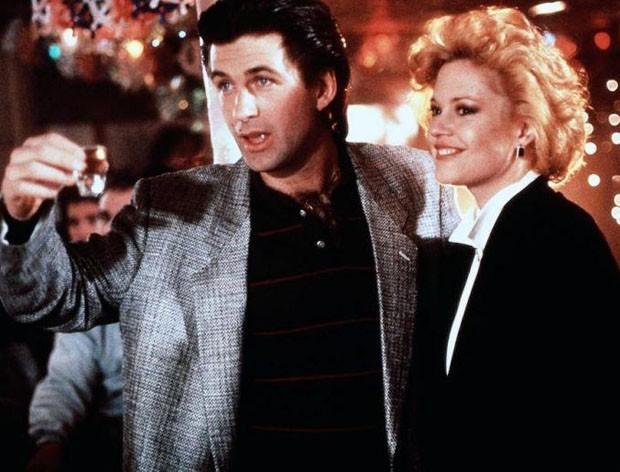 Melanie Griffith e Alec Baldwin em Uma Secretária de Futuro (1988) (Foto: Divulgação/20TH Century Fox)