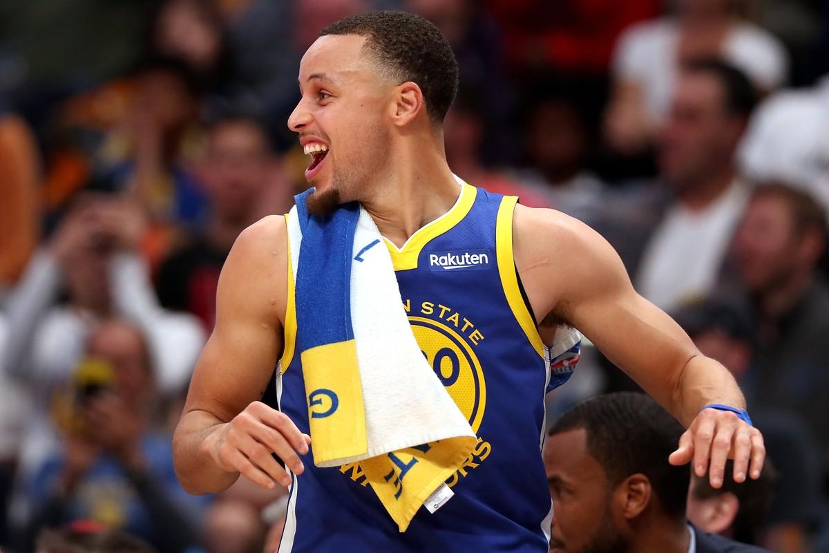684ea51843ab Noite de NBA tem melhor 1º quarto da história e cobrança de aposta no meio  da entrevista