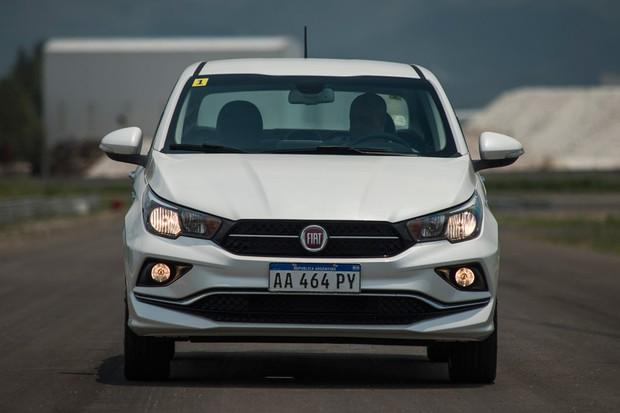 Fiat Cronos (Foto: Divulgação)