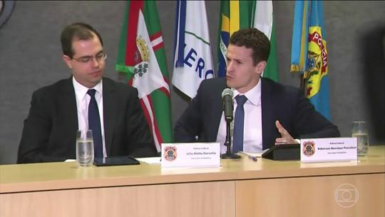 MPF diz que alvo da 36ª fase atuou em setor de propina da Odebrecht