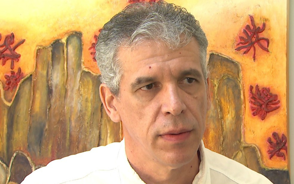 O ex-vereador de Ribeirão Preto José Alfredo de Carvalho, que também foi assessor pessoal do ex-ministro Antonio Palocci (Foto: Paulo Souza/EPTV)
