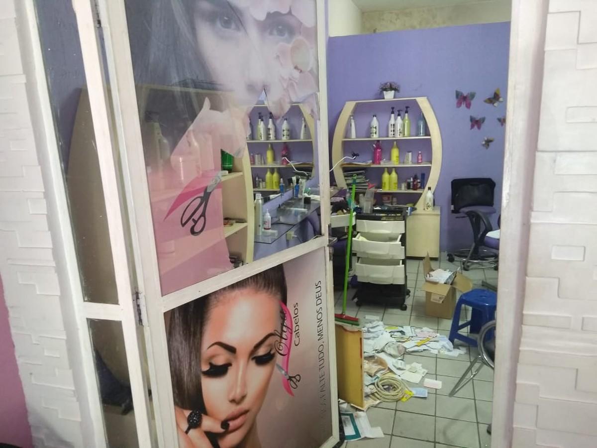 Loja de cosméticos é arrombada no Centro de Teresina e prejuízo chega a R$ 40 mil - G1