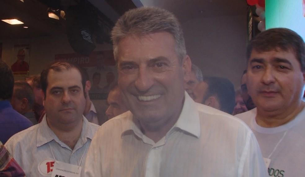 MDB confirma candidatura de Mauro Mariani ao governo de SC (Foto: Reprodução/NSC TV)