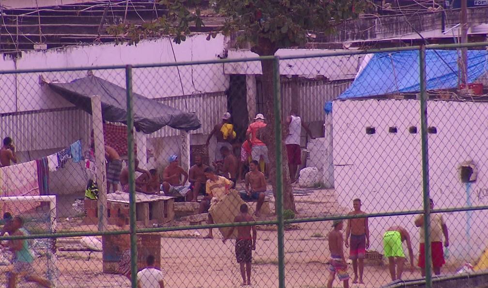 Todos os estados do país estão com as prisões superlotadas (Foto: Acervo/TV Globo)