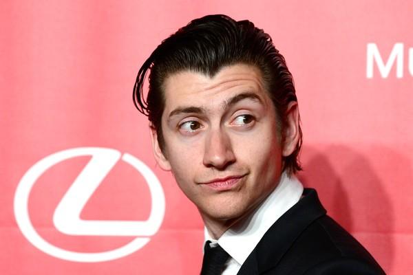 O músico Alex Turner do Arctic Monkeys (Foto: Getty Images)