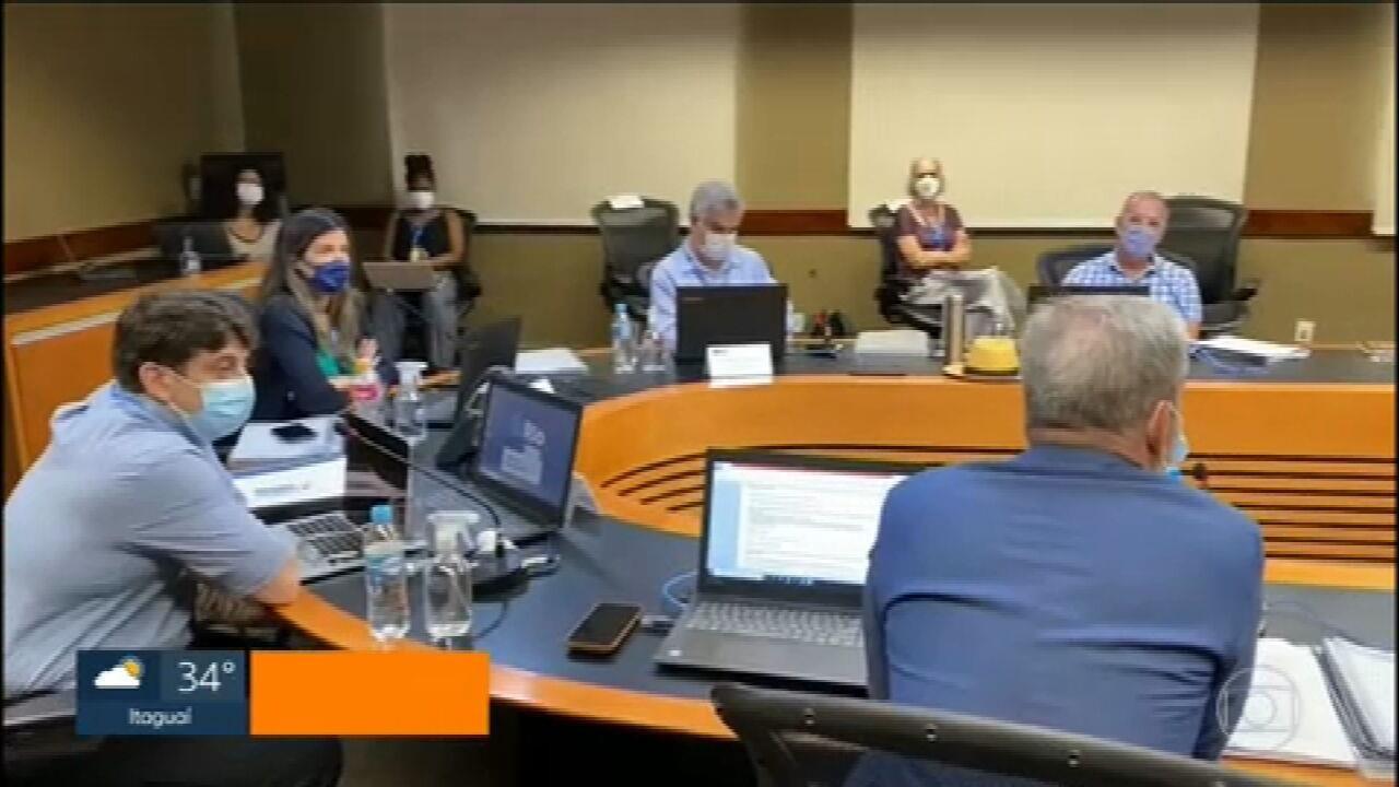 Comitê de enfrentamento da Covid-19 da Prefeitura do Rio faz primeira reunião