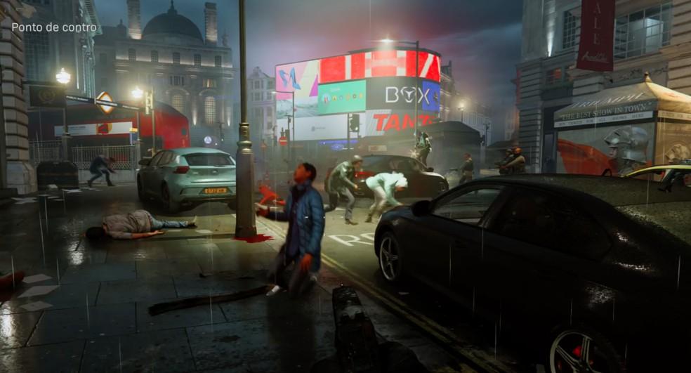Call of Duty Modern Warfare tem cena com assassinato e massa em Londres — Foto: Reprodução / TechTudo