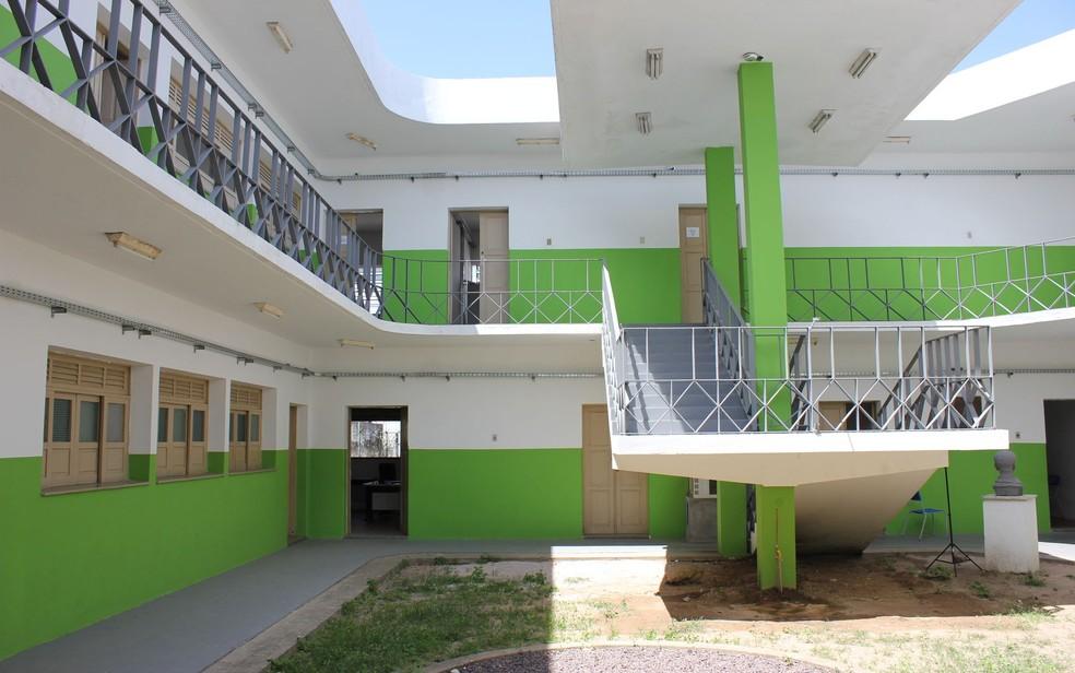 IFS Campus Propriá (SE) (Foto: IFS)