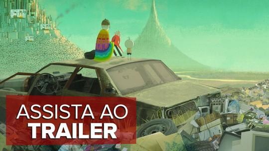 'O menino e o mundo', filme brasileiro indicado ao Oscar, reestreia no Ceará