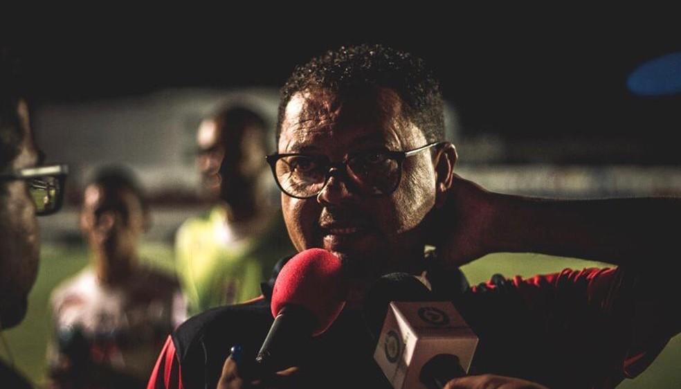 Ferreira; Itabaiana — Foto: Wendell Rezende